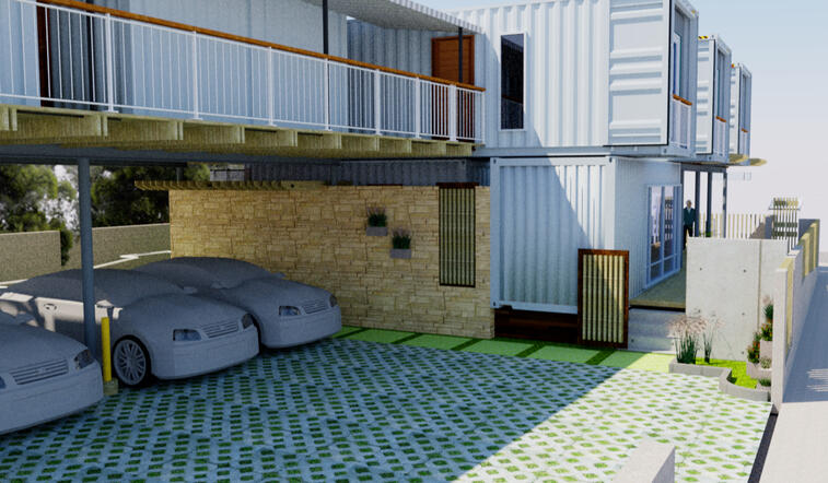 vieques, container, home, beach, house, modular, custom, hotel